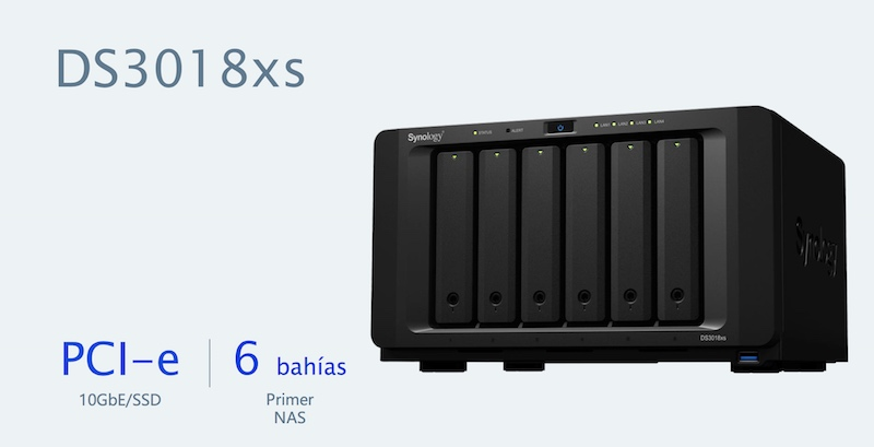 Synology 2018 DS3018XS