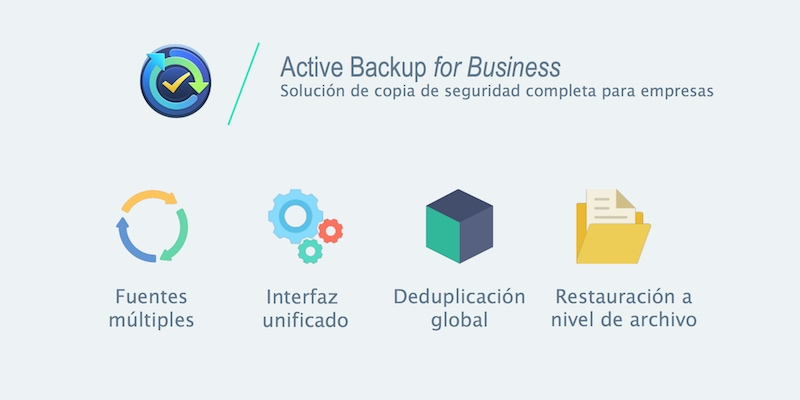 Synology 2018 active backup for business