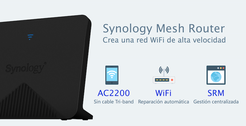 Synology 2018 router mesh synology ac2200