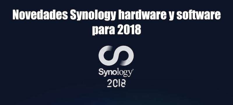 Synology 2108 novedades