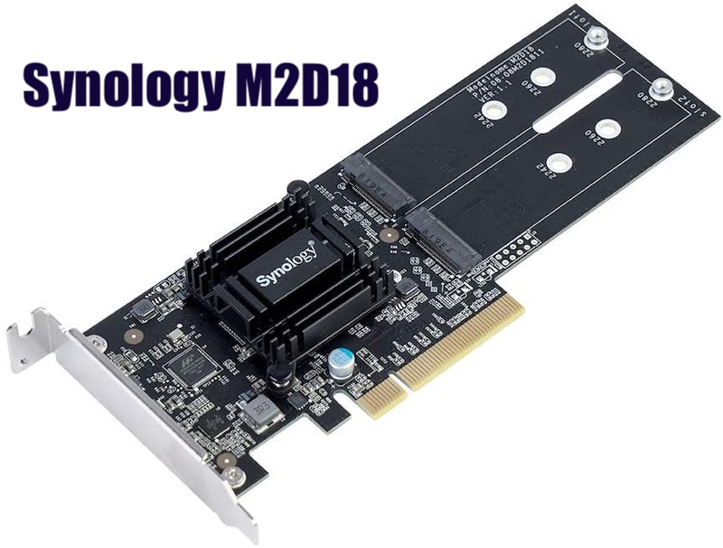 Synology M2D18