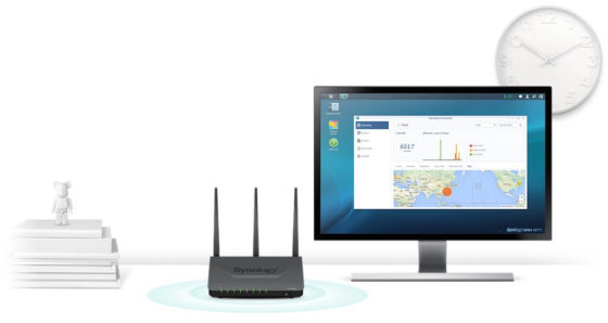 Synology Router Manager 1.1
