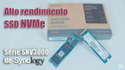 Synology SNV3400 y SNV3500
