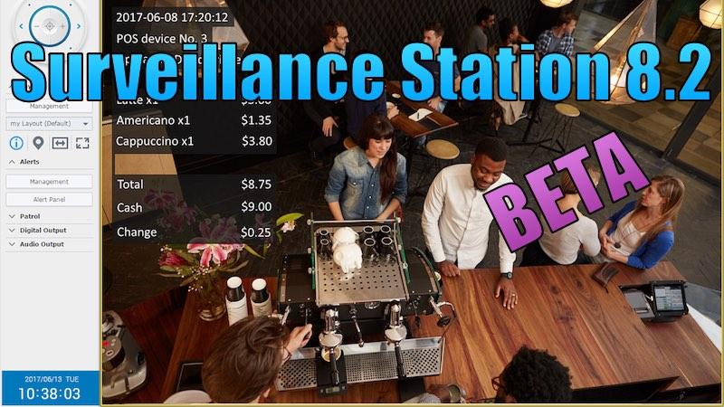 Synology Surveillance Station 8.2 beta