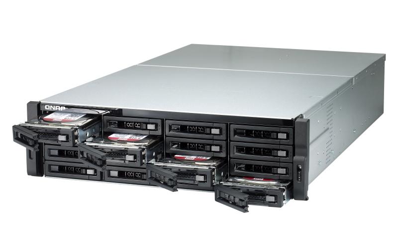 QNAP TDS-16489U R2 frontal