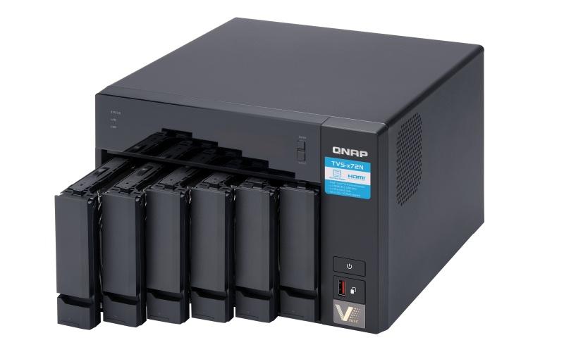 QNAP TVS-672N 6 bahias