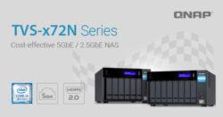 QNAP TVS-x72N
