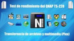Test de rendimiento del QNAP TS-228