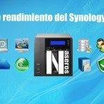 Test de rendimiento del Synology DS715