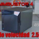 Test velocidad Nimbustor 4
