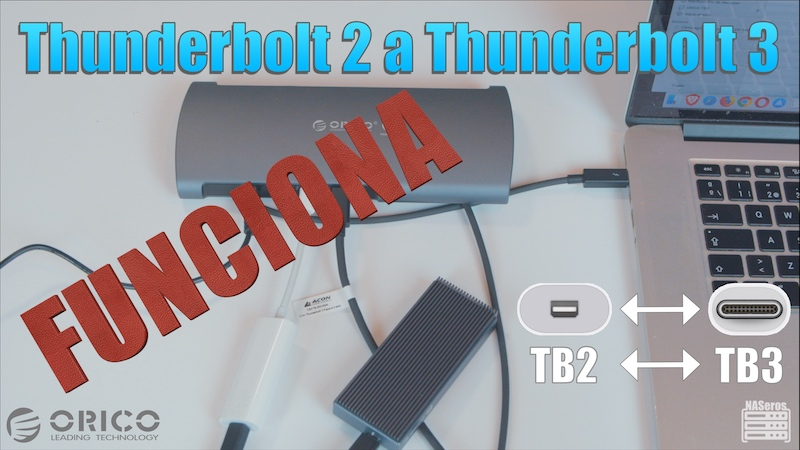 Thunderbolt 2 a Thunderbolt 3