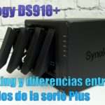 Unboxing Synology DS918+