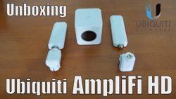 Unboxing Ubiquiti Amplifi