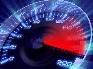 Velocidad de la red Gigabit