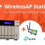 WirelessAP-station-QNAP-TP-Link