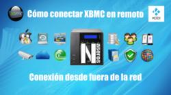 Kodi XBMC remoto
