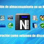 ampliar la capacidad de almacenamiento QNAP