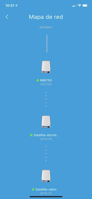 ap en serie wifi 6 mesh