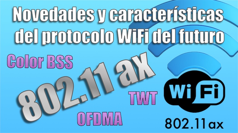 características 802.11ax