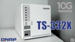 características QNAP TS-332X