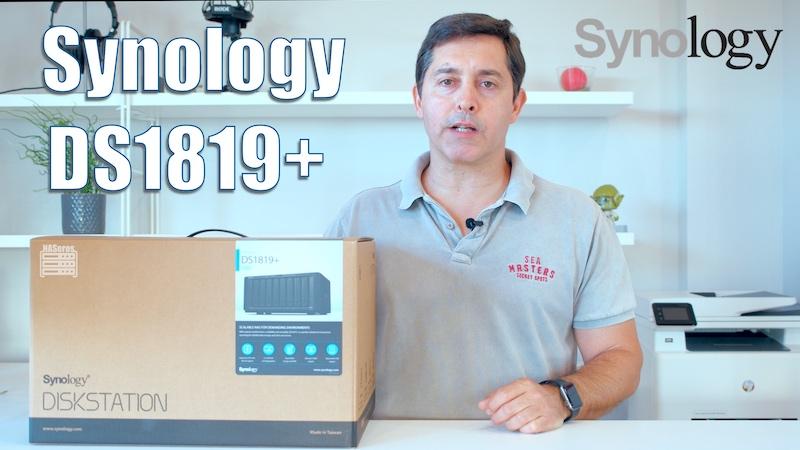 características Synology DS1819+