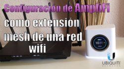 wifi mediante una red mesh con AmpliFi