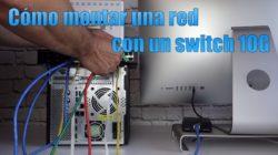 Cómo montar una red con un switch 10G