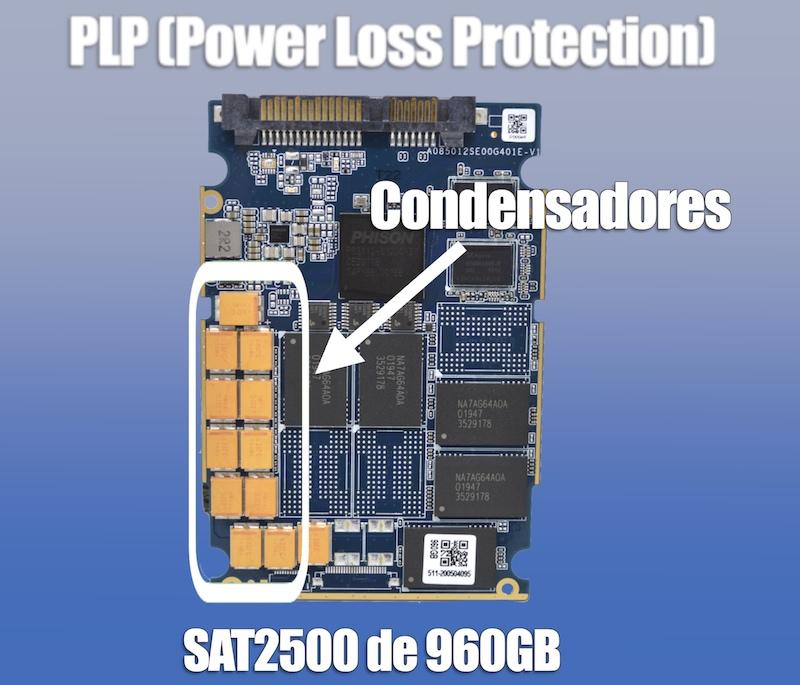 condensadores plp ssd