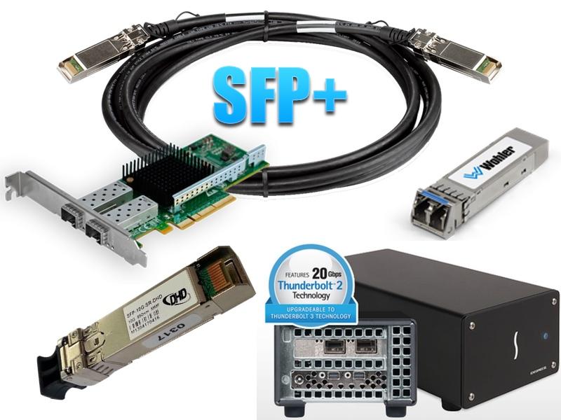 Conexión directa 10G SFP+