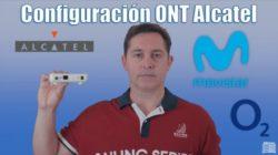 configuración ONT Alcatel