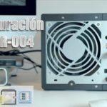configuración QNAP TR-004