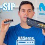 Configuración SIP con un adaptador ATA SIP en Movistar y O2