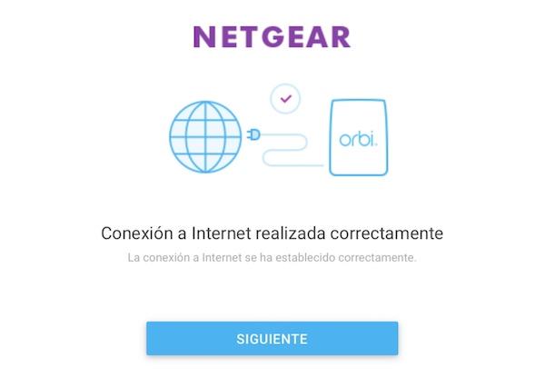 Configuración de Orbi de Netgear como Access Point conexión