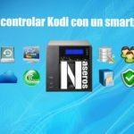 Cómo controlar Kodi con un smartphone