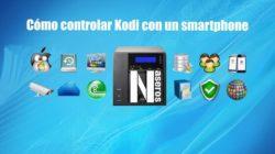 controlar Kodi con un smartphone