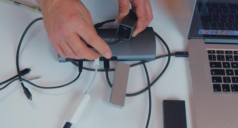 diferencias entre Thunderbolt 3 y USB-C