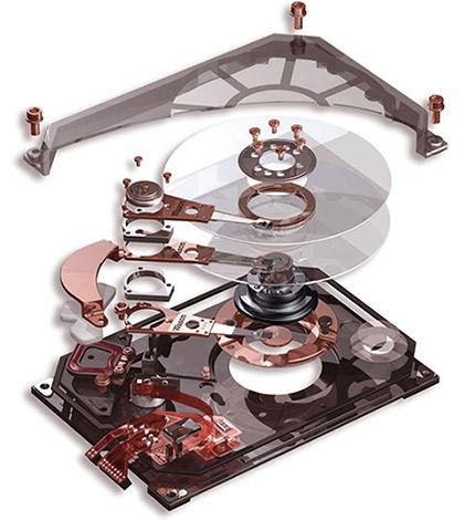 despeine de discos mecanicos