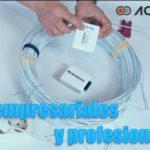 fibra optica plastica para usos industriales