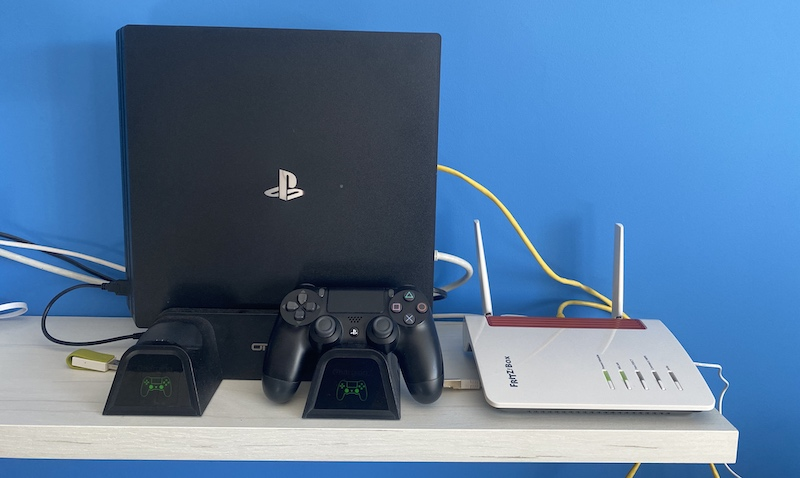 fritzbox 6850 lte ps4