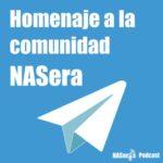 Homenaje a la comunidad NASera