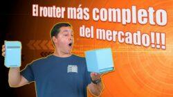 El router con NAS integrado