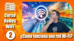 Cómo funciona una red WiFi