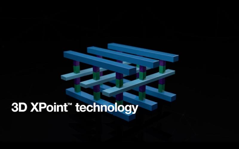 micron x100 3Dxpoint