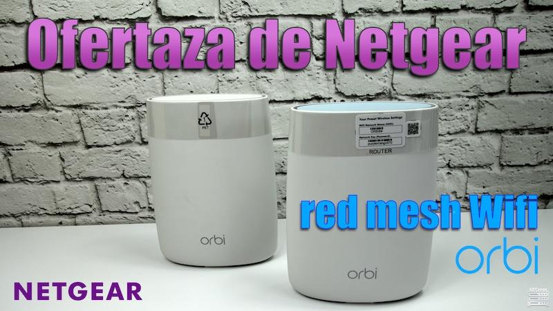 oferta Orbi RBK50 yRBK53