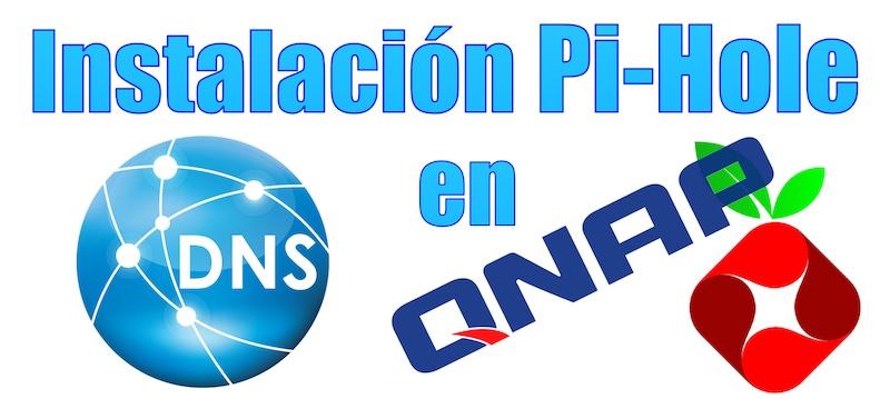 Pi Hole en QNAP