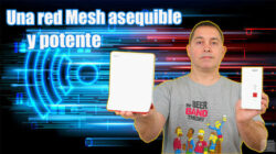 Red Mesh wifi asequible