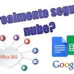 problemas nube de Google Docs