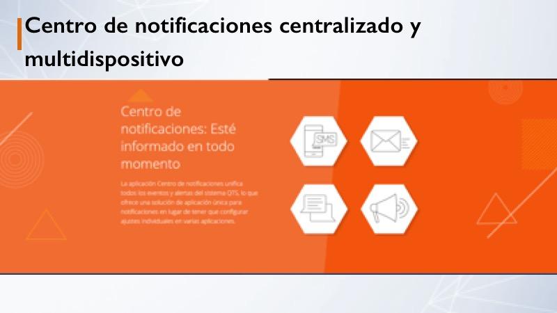 qts 4.3.5 centro notificaciones