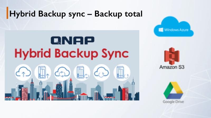 qts 4.3.5 hybrid backup sync