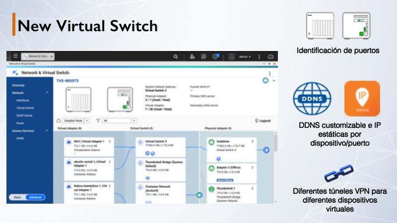 qts 4.3.5 nuevo virtual switch